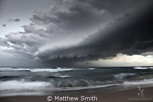 We get some crazy storms on the South Coast, NSW. They mo... by Matthew Smith